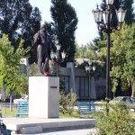 Памятник Пушкину Бердянск