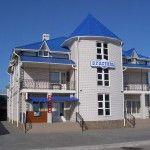 гостиница Бристоль в Бердянске