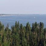 вид на море -отдых в бердянске