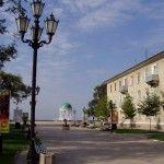 Отдых в Бердянске - набережная