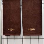 полотенца в ванной - Бристоль