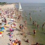 Пляжи. Отдых в отеле Бердянска