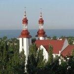Католическая церковь - достопримечательности курорта Бердянск