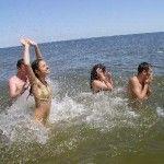 Семейный отдых на азовском море