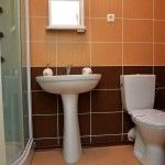 Номер полулюкс - ванная комната