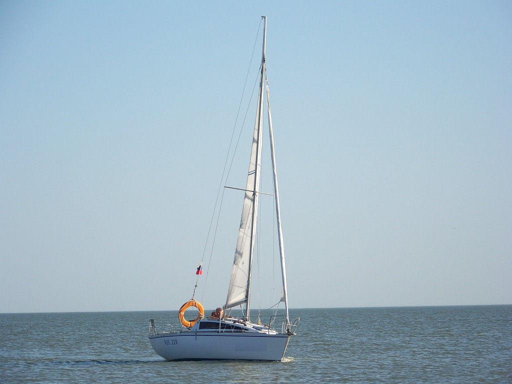 аренда яхты в Бердянске